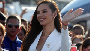 You'll Love Miss Universe 2018 Catriona Gray Wearing Suits