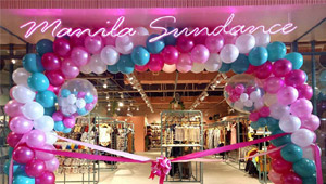The First Manila Sundance Store Is Now Open At The Block