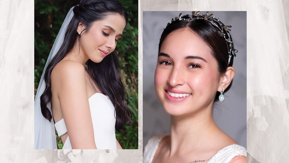 7 Celebrity Wedding Hair And Makeup Looks We Loved In 2018