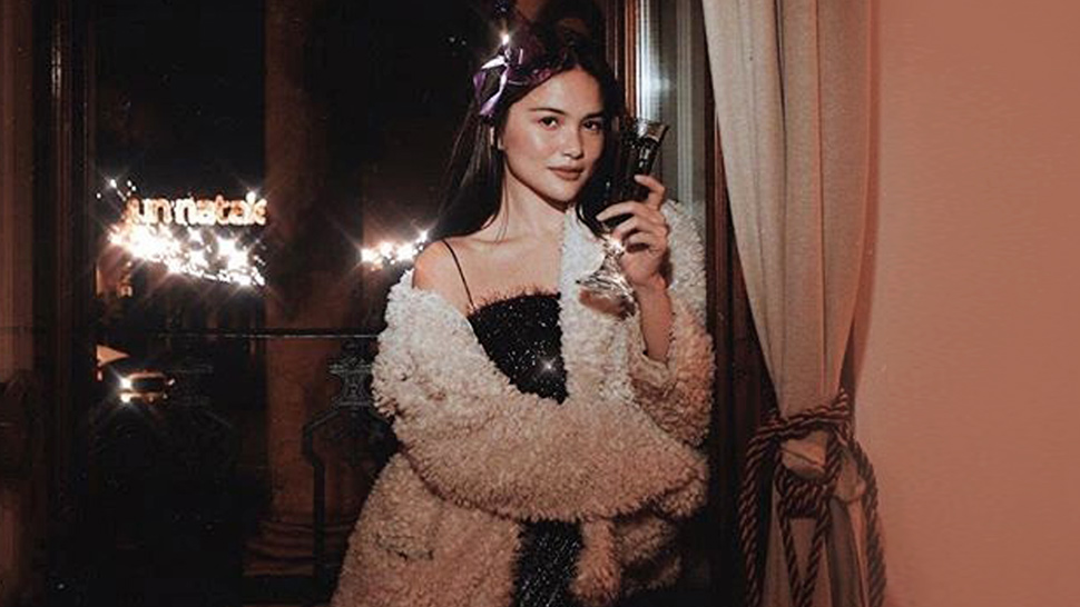 LOTD: Elisse Joson's NYE Look You Can Wear To A Night Out