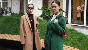 Stylish And Comfy Travel Outfits To Cop From The Barretto Sisters