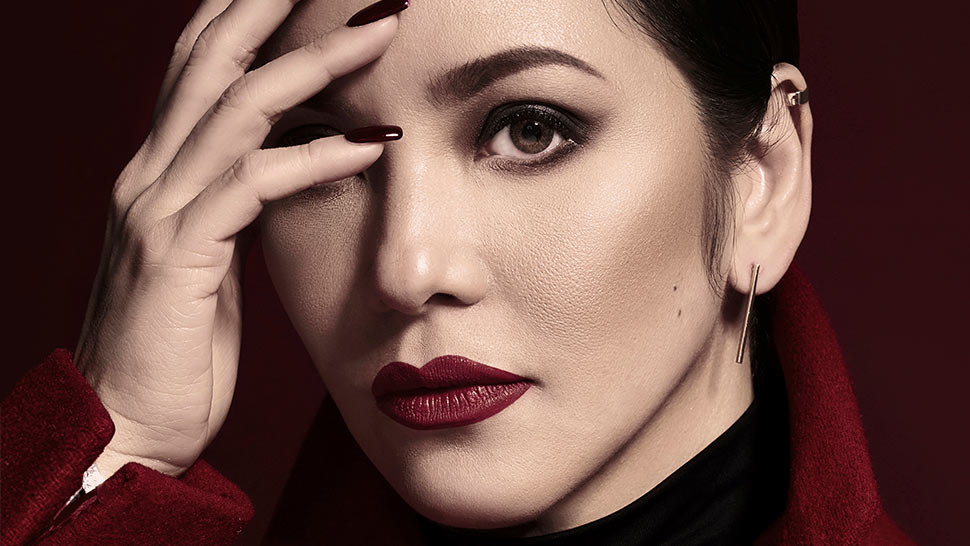 Regine Velasquez Is The New Face Of Bys Cosmetics