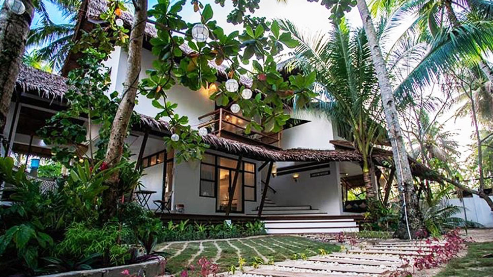 Find A Piece Of Bali In This New Guest House In Siargao