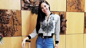 Lotd: Catriona Gray Has A Modern Way To Wear A Barong