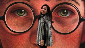 Meet The Filipina Who Helped Launch The Harry Potter Books