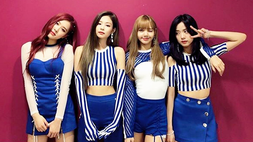Blackpink To Make History As First All-girl K-pop Act To Perform In Coachella