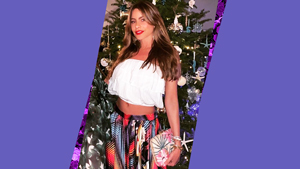 Lotd: Sofia Vergara Loves This Clutch By A Filipina Designer