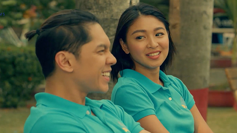 Your First Look At Nadine Lustre's New Movie With Carlo Aquino