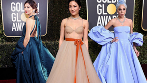 10 Best Dressed Looks At The Golden Globes 2019