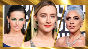 The Best Hair And Makeup Looks At The Golden Globes 2019
