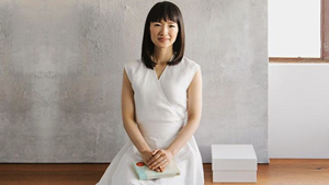 Marie Kondo Simplifies Decluttering With 12 Easy Tips