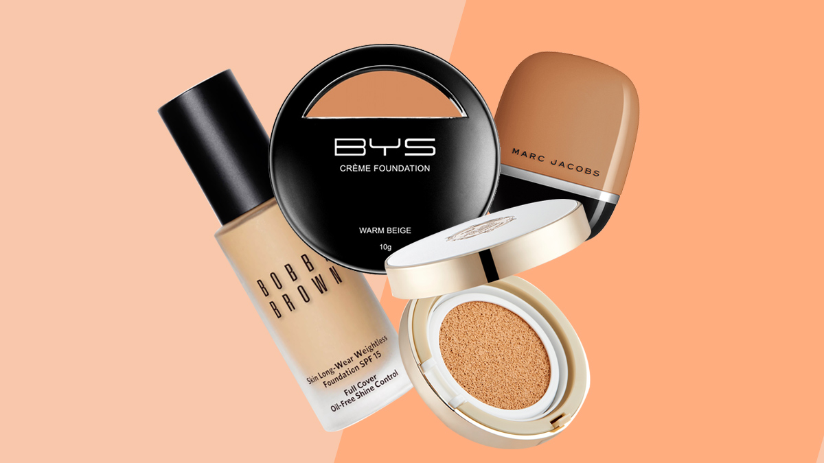 15 Best Foundations For Combination Skin