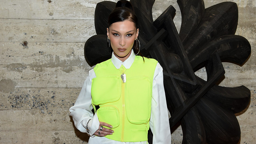 You Have To See What These Supermodels Wore To This Louis Vuitton Popup