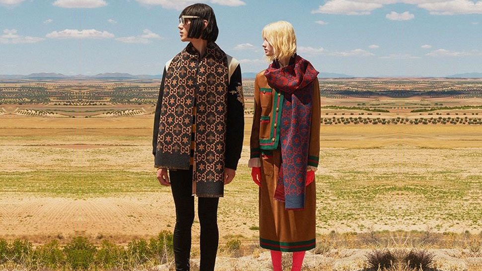 Gucci's Alessandro Michele Thinks Copying Is A Form Of Art