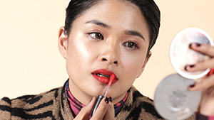 These Are Yam Concepcion's Top 3 Favorite Red Lipsticks
