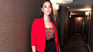 Catriona Gray Proves You Can Wear Traditional Weaves To Work