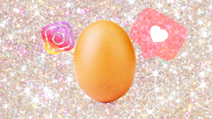 This Egg Beat Kylie Jenner As The Most Liked Photo On Instagram