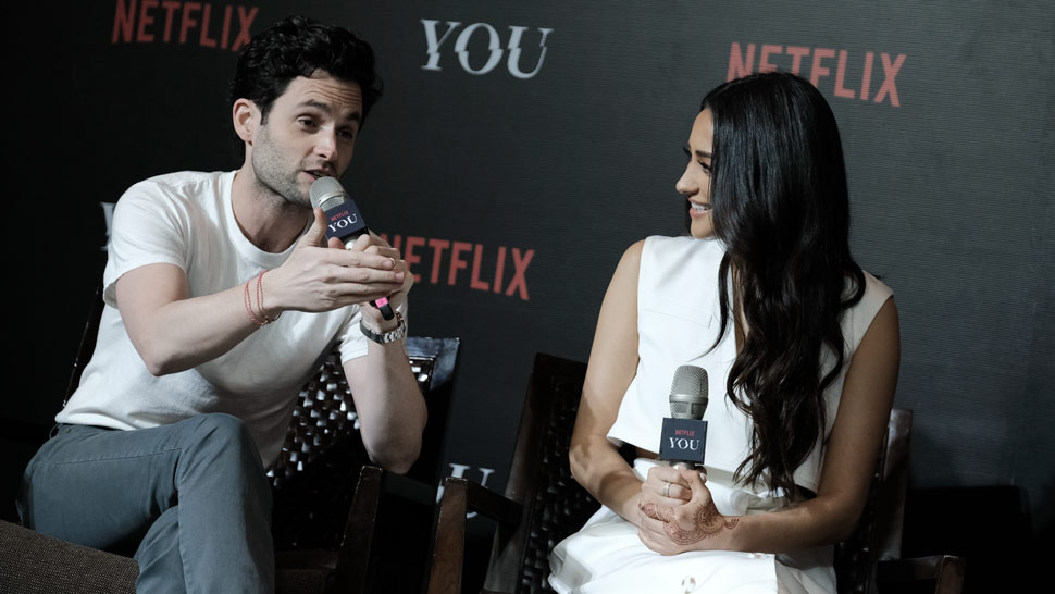 Penn Badgley Dislikes Everything About His Character On 'You' and Here's Why