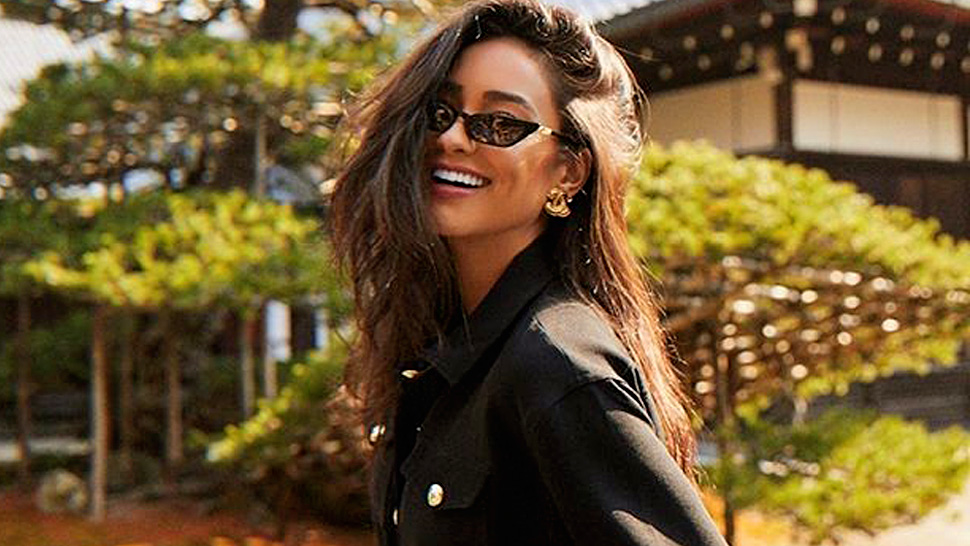 Shay Mitchell Owns Her Entire Wardrobe From 'you'