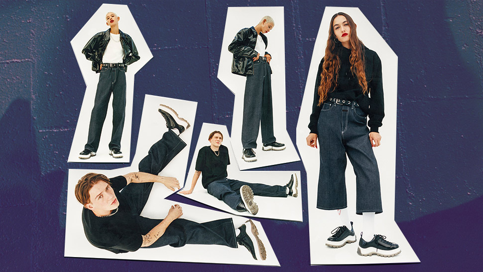 You Have to See H&M's Cool New Unisex Collab Collection