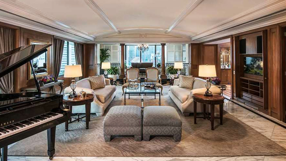 How Much It Costs to Stay in the Most Expensive Hotel Suites in Manila