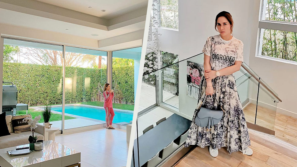 You Have To See Jinkee And Manny Pacquiao's All-white Home In La
