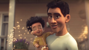 We're Finally Getting A Pixar Short Film With Filipino-american Characters