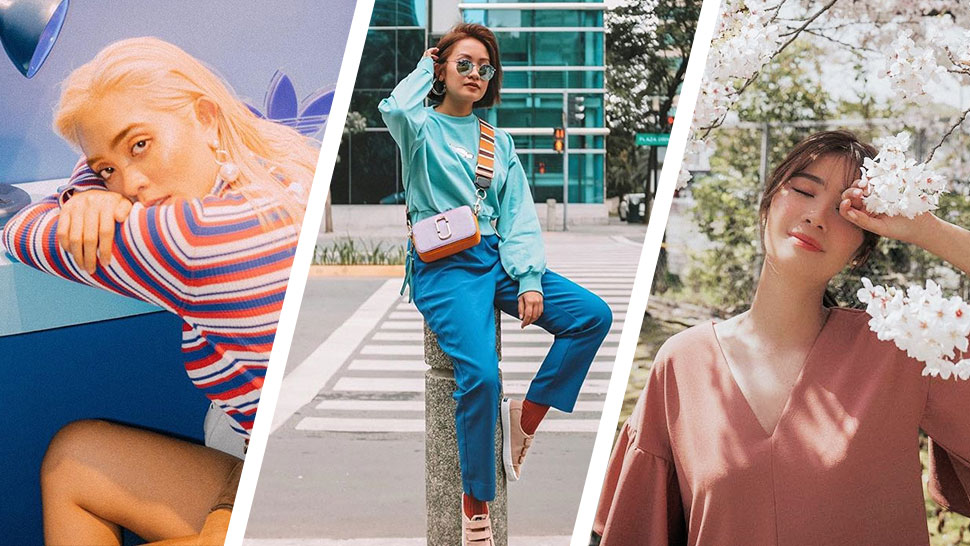10 Influencer-approved Poses For A Photogenic 'gram