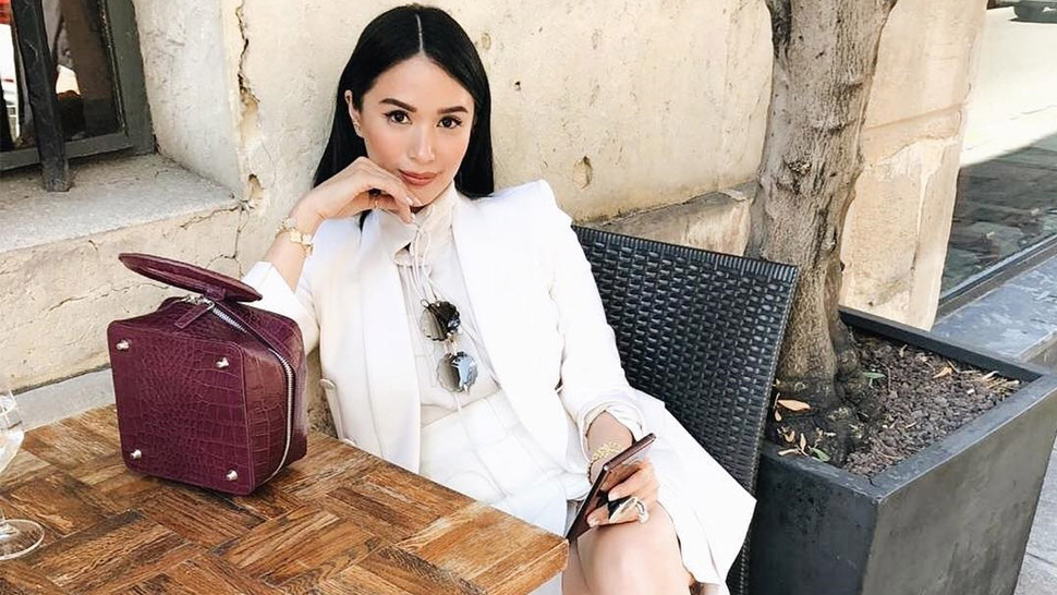 Heart Evangelista Finally Gives a Sneak Peek of Her Collab With Sequoia