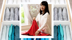 Here's How To Fold Tricky Items In Your Closet, According To Marie Kondo
