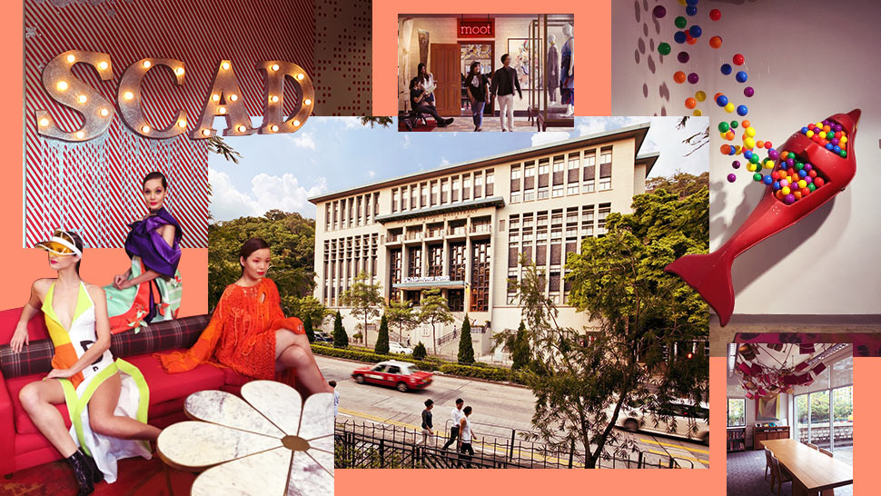 This Hong Kong Campus Is Perfect if You Want to Study Fashion Abroad