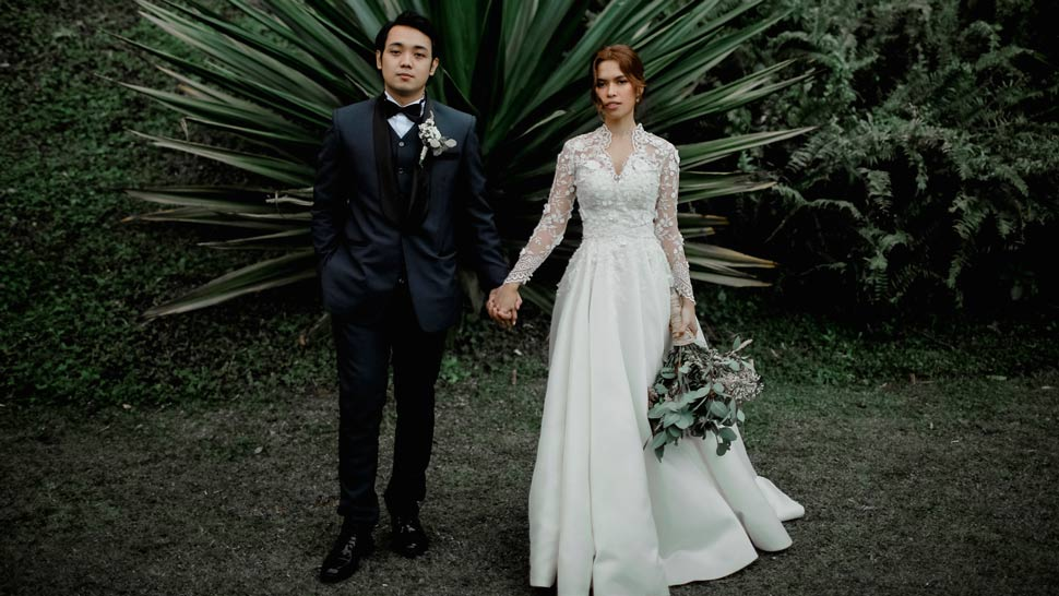Check Out Photographer Charisma Lico's Intimate Yet Ig-worthy Wedding