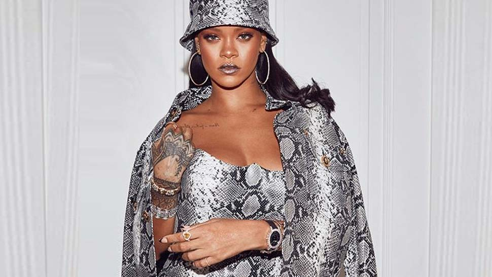 Is Rihanna Launching Her Own Luxury Clothing Line?