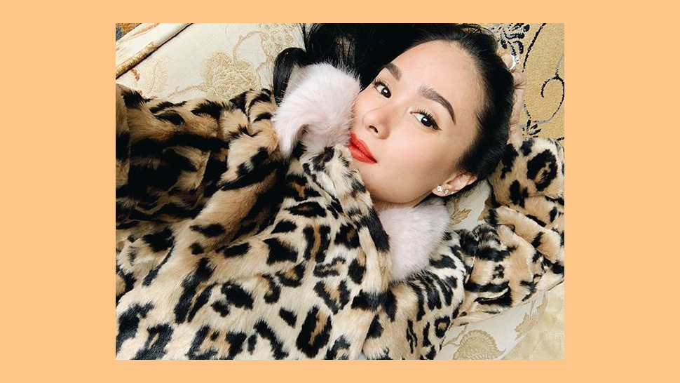 Heart Evangelista Flew in a Team to China to Retouch Her Lash Extensions