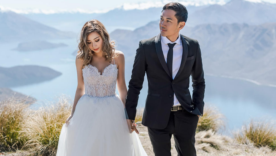 You Have to See Kryz Uy and Slater Young's Breathtaking Prenup Photos