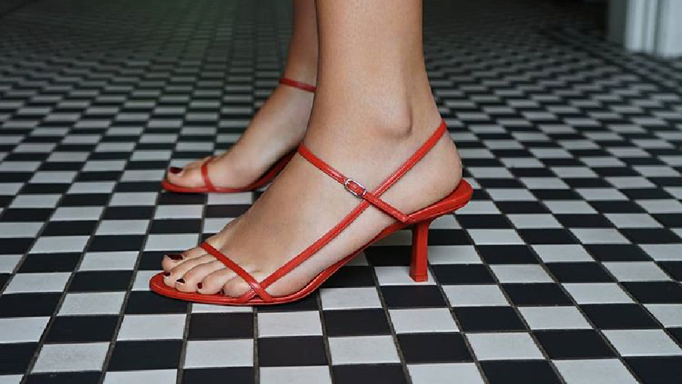 These Chic Strappy Sandals Have Been Taking Over Instagram