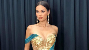 Catriona Gray Almost Wore This Gown To The Miss Universe 2018 Pageant