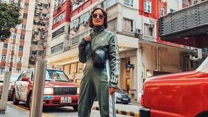 3 Sporty Ways To Pull Off Monochrome Dressing, According To Laureen Uy