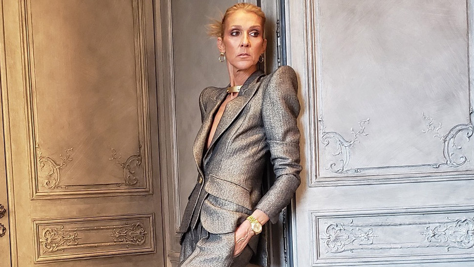 Celine Dion Crying Over Haute Couture Is the Best Thing You'll See Today