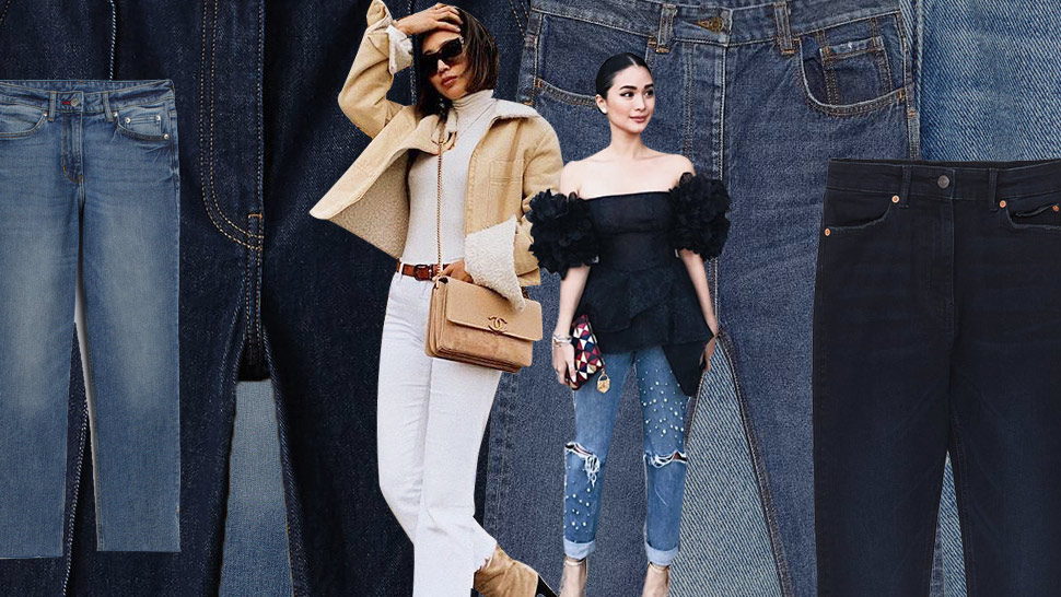 How To Dress Up All The Types Of Jeans In Your Closet
