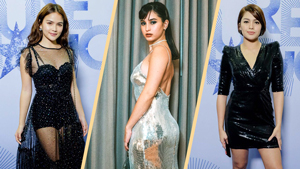 10 Best Dressed Celebrities At The Pure Magic 2019 Party