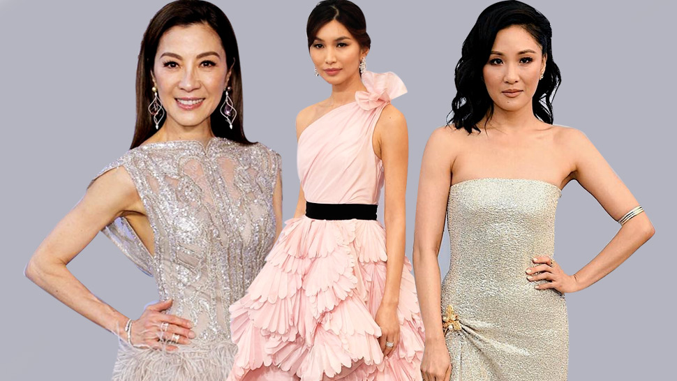 Here's What The Crazy Rich Asians Cast Wore To The Sag Awards 2019