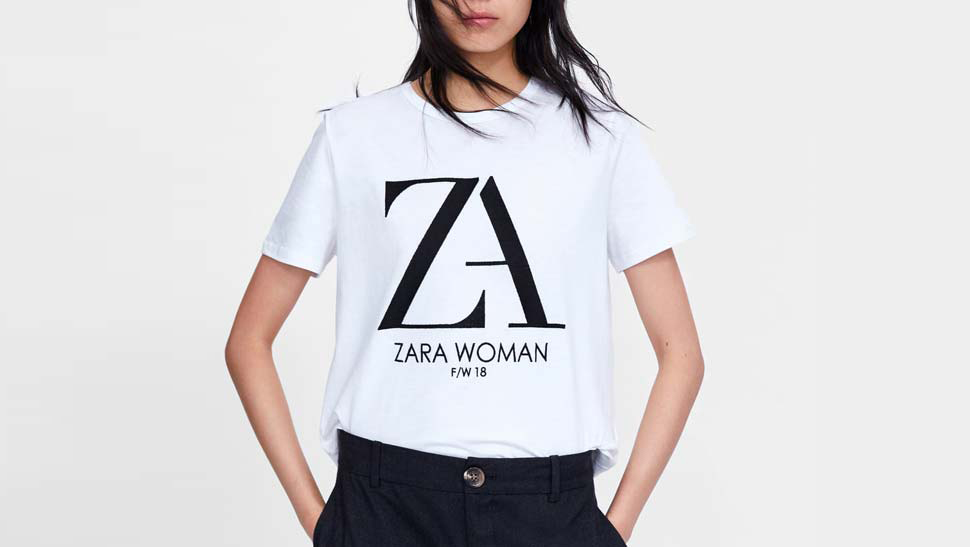 FYI, Zara Just Changed Their Logo