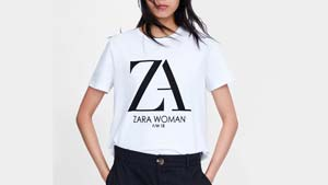 Fyi, Zara Just Changed Their Logo