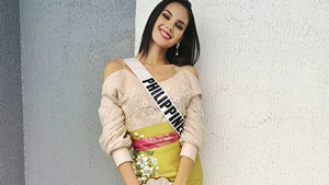 Catriona Gray's Favorite Bags Are Made By This Local Brand