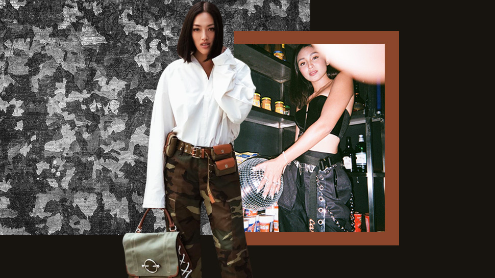 Cargo Pants Just Might Replace Your Fave Joggers in 2019