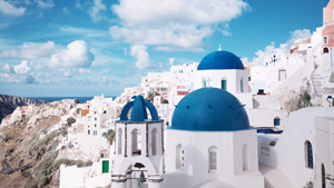Here's The Real Reason Why Greece Is Painted All White And Blue
