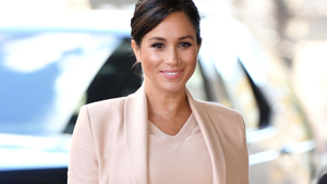 Meghan Markle Will Make You Want To Wear An All-beige Outfit