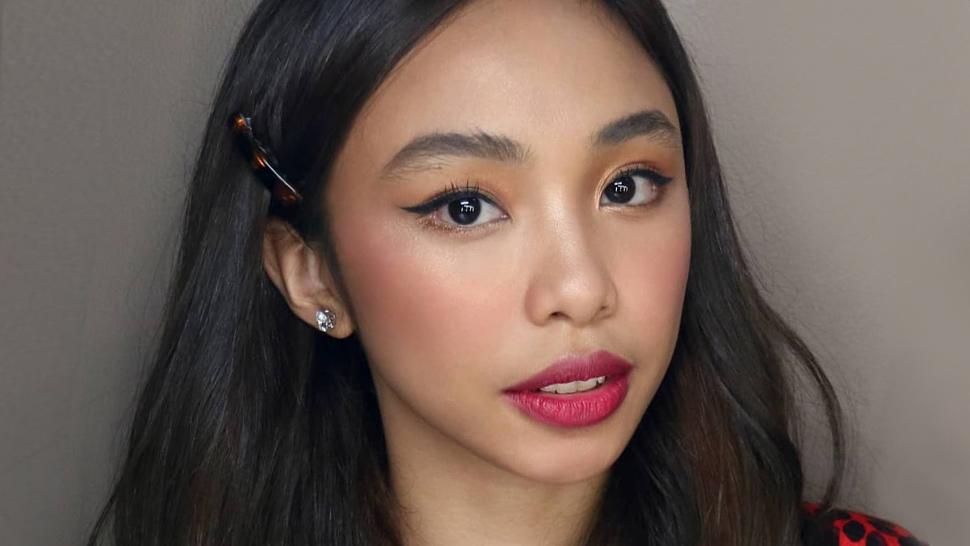 Maymay Entrata Is Proof That Pink Makeup Also Looks Great On Morenas