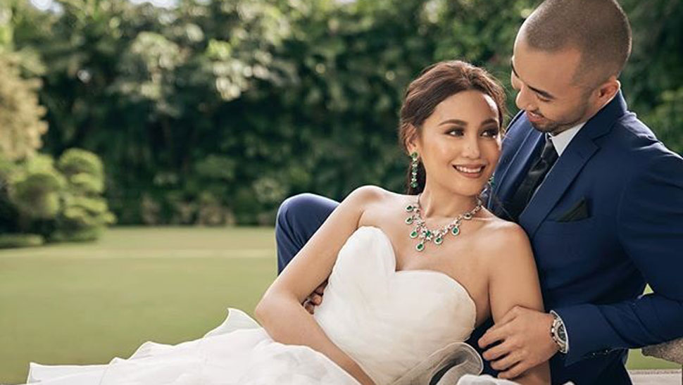Sambie Rodriguez Tied The Knot With Mikko Tung In An Elegant Church Wedding